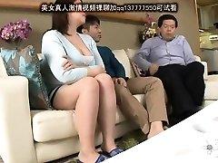 Cute Asian Yuna Kawakami POV deep throat