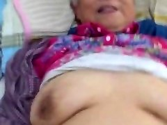 Very Nice Chinese Granny Getting Shag