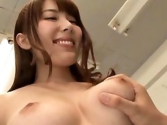 Sexy lecturer's bushy slit getting fingered and toyed hard