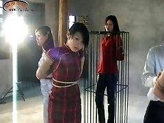 Asian Bondage Party 6