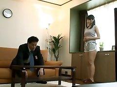 Jinguji Nao ravaged by stranger