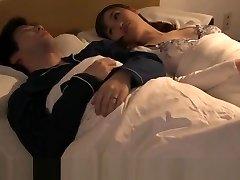 JAV wife having affair with husbands boss
