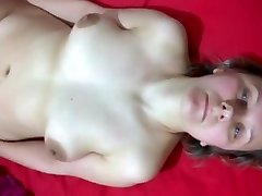 Submissive wife humbly takes husband's cum compilation