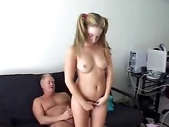 daddy punishes not his daughter