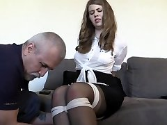 Christy Requests To Be Tied By Her Mother's Beau