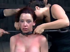 nice redhead tortured 2