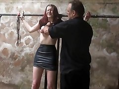 redhead knockers tortured