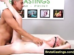 FetishNetwork Maddy Rose hardcore and rough casting fuck-fest