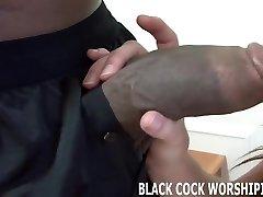 His big dark-hued cock fills me up completely