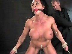 Bondage & Discipline Muscle Baby Going Mischievous by Cezar73