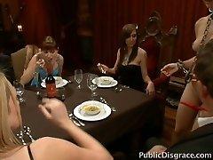 Dinner sub