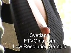 Kinky flexible milk girl Svetlana trailer