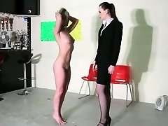 She learns to be obedient Ff Domination 01