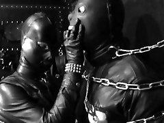 The Leather Mistress - Leather Fetish - Total Leather Bondage