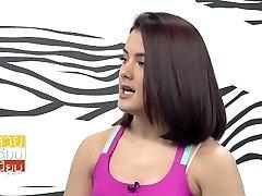 Thai Cutie Fitness teacher workout 03