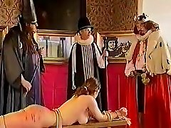 Excellent Inquisition spanking!