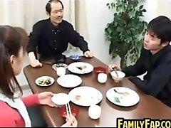 Kinky Asian Mom In Law