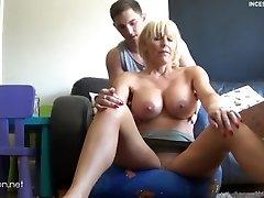 P3 - Step Mummy needs a massage with no undies