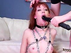 Extreme group sex whore and bdsm scene xxx Slavemouth Alexa