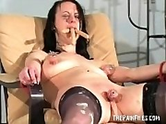 Messy female humiliation and extraordinary domination