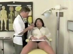 Kelly Shibari Plus-size Fetish Dentist Visit