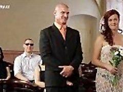 CRAZY Pornography WEDDING