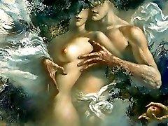 Glamour Paintings of Stanislav Sugintas