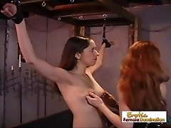 Slave Girls Get Penalized For Acting Like Mistresses