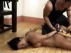 Extreme French Restrain Bondage Perversion