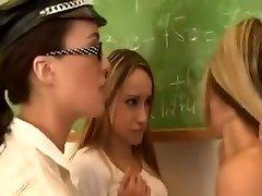 G/g teacher punishes schoolgirls