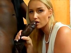 The Big Black Cock Whore Trainer #1