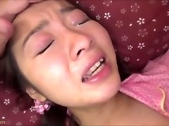 Compilation of Japanese Stepdaughters Pounded in Family