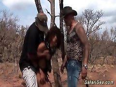 extreme safari intercourse fetish orgy