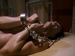 Playroom [2012] Chained men make small chat
