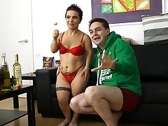 Dwarf Sara One: unusual midget porn with Andrea Dipre