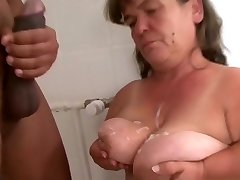 extreme small mature first-ever meaty black cock