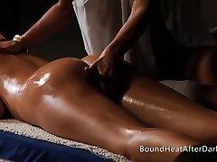 The Roman Cravings: Lesbian Massage Heads Well