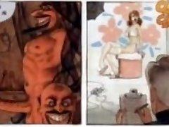 Huge Breast Big Fuck-stick Sex Comic
