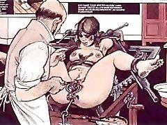 Gonzo Adult XXX Comics