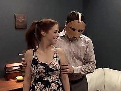 subtle BDSM toilet slut penetrated anally hard
