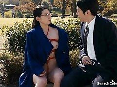 Rina Sakuragi and Noriko Hamada - Flower and Snake: Zero
