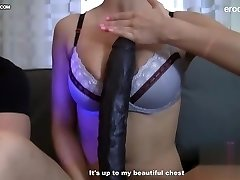 Glamour daughter titty fuck