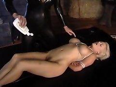 Girly-girl bondage