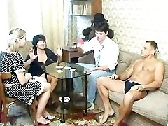 Family That Penetrates Each Other, Blows A Load Together