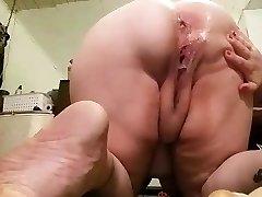 MZA Birthing her Kong plaything