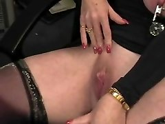 43 years Kinky Mother Silvia plays for webcam