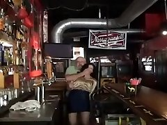Barmaid Nyxon attacked and strapped