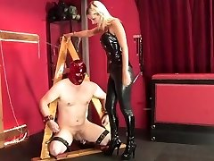 Mistress cock and ball torture