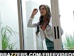 Domineering Latina MILF fucks her neighbour