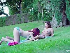 Anissa Kate & Audrey Royal in Cord Burn - WhenGirlsPlay